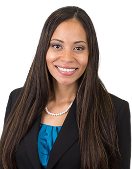Attorney Biography of Christine  Baptiste-Perez